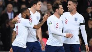 Adversária do Brasil, República Checa é goleada pela Inglaterra
