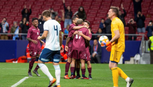 No retorno de Messi, Venezuela surpreende e vence a Argentina