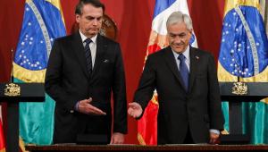 Brasil dispensa apoio do Chile a busca de vaga permanente do Conselho de Segurança da ONU