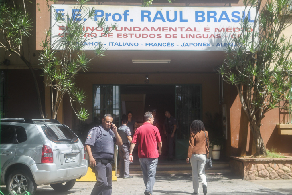 Resultado de imagem para tragédia na escola em Suzano