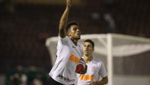 Gustagol faz gol do empate e salva Corinthians contra Ferroviária