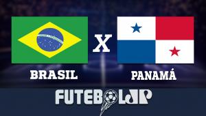 BrasilxPanamá: acompanhe o jogo ao vivo na Jovem Pan