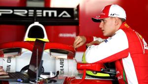 Além da Alfa Romeo, Mick Schumacher também vai pilotar Ferrari em testes