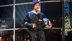 Jackson Faive, personagem de Marco Luque, vai ganhar filme