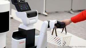 Olimpíada de Tóquio terá interação entre robôs e atletas
