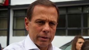 Doria: Agenda da reforma não está prejudicada graças a Maia e Alcolumbre