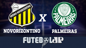 Novorizontinox Palmeiras: acompanhe o jogo ao vivo na Jovem Pan