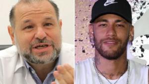 'Não é a situação ideal', diz médico sobre Neymar curtir o Carnaval em recuperação de lesão