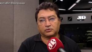 Um time do tamanho do Corinthians não pode jogar o que jogou em Chapecó | José Manoel de Barros