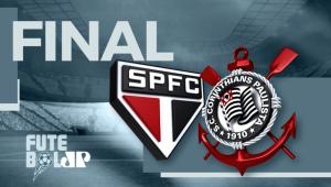 AO VIVO: Corinthians x São Paulo - Cobertura especial da final do Paulista
