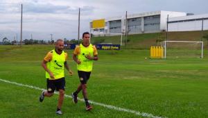 Criciúma contrata dupla que caiu para Série B no Palmeiras