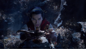 'Aladdin' deve render 100 milhões de dólares na bilheteria de estreia