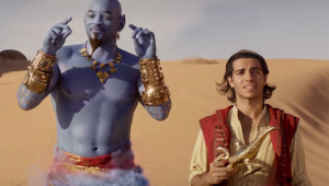 Will Smith e DJ Khaled cantam tema de 'Aladdin'; ouça