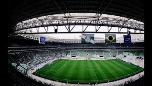 A pedido do Procon, Palmeiras mudará rede no setor de visitantes e dará desconto