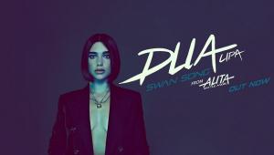 Dua Lipa lança versão acústica de 'Swan Song', faixa do filme 'Alita'; ouça