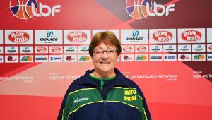 Laís Elena, medalha de bronze no Mundial de basquete, morre aos 76 anos