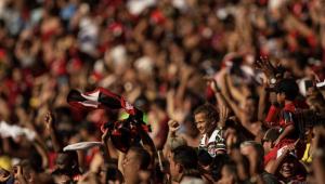 Flamengo tem nove dos dez maiores públicos do futebol brasileiro no ano