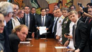 Projeto para militares prevê economia líquida de R$ 10,5 bilhões em 10 anos