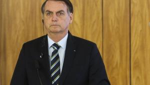 'Não serei levado para campo de batalha que não é o meu', diz Bolsonaro