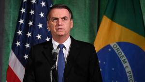 Bolsonaro e Trump se reúnem na Casa Branca nesta terça-feira (19)