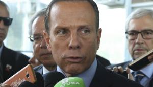 Bolsonaro vai transferir Ceagesp para governo de SP, diz Doria