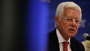 Ministro Marco Aurélio nega habeas corpus a Moreira Franco