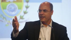Política de Witzel é o remédio que o Rio precisa, diz coronel