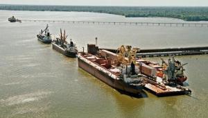 Governo vai leiloar seis terminais portuários no Pará nesta sexta-feira (5)