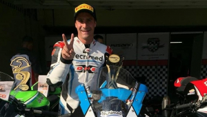 Piloto sofre acidente e morre em corrida de motos no autódromo de Interlagos