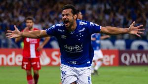Sozinho, Fred tem mais gols que atacantes de Corinthians, Santos e São Paulo juntos