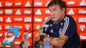 Cuca revela que Jucilei pode ser novidade do São Paulo contra Corinthians