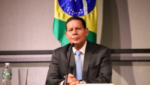 Mourão sobre redução da pena de Lula: 'Decisão do Judiciário não se comenta'