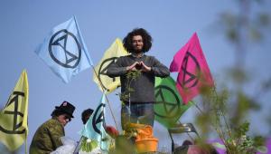 'Rebelião da Extinção': Polícia de Londres tenta impedir novos protestos de movimento ambientalista