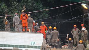 Justiça decreta prisão de três investigados por desabamento no RJ