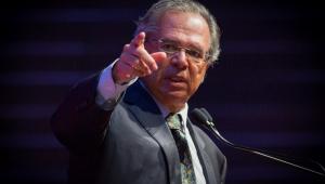 Guedes comemora aprovação da Previdência ao deixar o Senado: 'Congresso fez um bom trabalho'