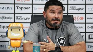 Ex-Botafogo, Eduardo Barroca acerta com o Atlético Goianiense