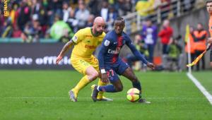 PSG decepciona de novo, é derrotado pelo Nantes e perde chance de garantir título
