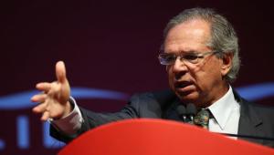Guedes: Reforma tributária do governo 'se autoimplodiu' com saída de Cintra