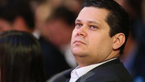 Alcolumbre chama operação da PF no Congresso de 'grave e drástica interferência'