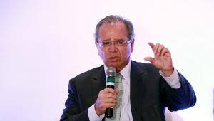 Guedes sobre novo imposto: 'Se for baixinho, não distorce a economia'