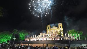 Sexta-feira Santa tem manifestações religiosas pelo Brasil; veja fotos