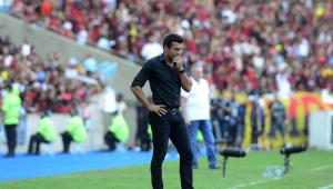 Demitido, Alberto Valentim diz que deixa Vasco de 'cabeça erguida'