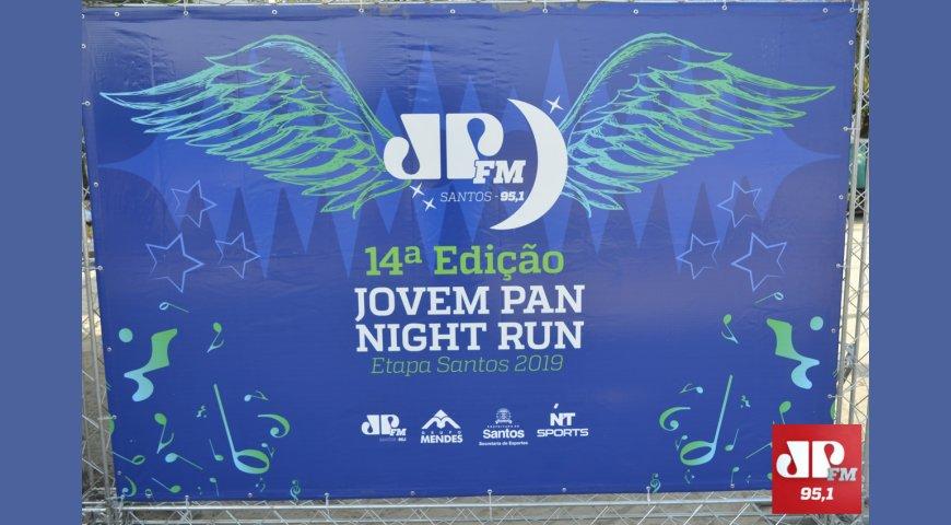 Resultados da Jovem Pan Night Run - 14ª Edição
