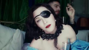 Madonna lança clipe de música com Maluma; assista
