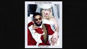 Madonna inaugura nova fase e aposta no reggaeton ao lado de Maluma; ouça
