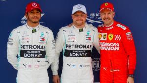 Bottas supera Hamilton, faz história e crava a pole no milésimo GP da história da F1