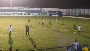 Jogo é encerrado por falta de bola na 2ª divisão do Campeonato Cearense