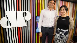 Ana Marina de Castro e Tomé Adbuch explicam a importância da reforma da Previdência