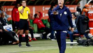 Felipão minimiza ataque a ônibus do Palmeiras: 'não tenho medo de bandido'