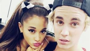 Justin Bieber e Ariana Grande confirmam parceria